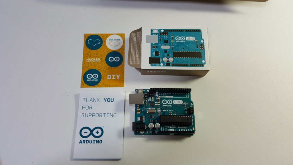 The Arduino Starter Kit Arduino UNO